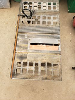 Table Saw for Sale in Turlock, CA