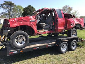 1999 FORD F250 SUPER DUTY 7.3 POWERSTROKE DIESEL PARTING OUT F350 for Sale in Athens, OH