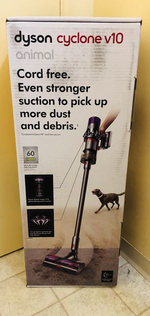 New Dyson Cyclone V10 Animal Vacuum Cleaner for Sale in Tacoma, WA