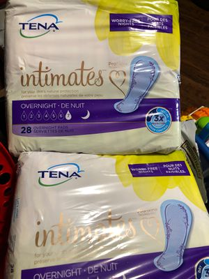 Toallas femeninas for Sale in Houston, TX
