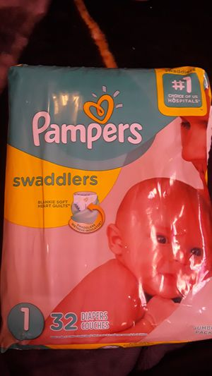 Pampers #1 for Sale in West Valley City, UT