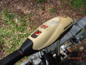 Bass Pro shops Prowler 30 lb for Sale in Sebring, FL
