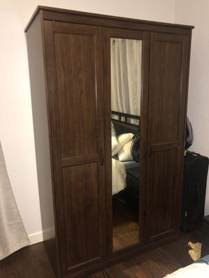 Closet with mirror for sale for Sale in Oakland, CA