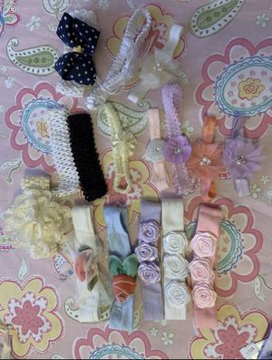Baby Hair Accessories for Sale in Sunrise, FL