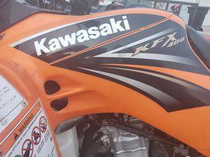 Kawasaki kfx 400 Quad for Sale in Canyon Lake, CA