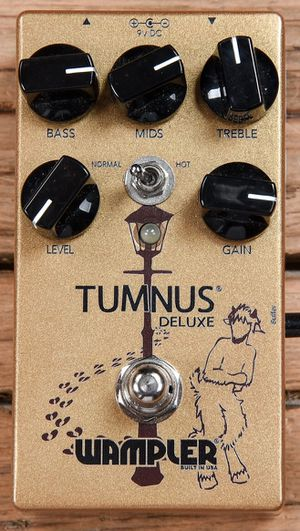Wampler Tumnus Deluxe Overdrive Guitar Pedal for Sale in Bell, CA