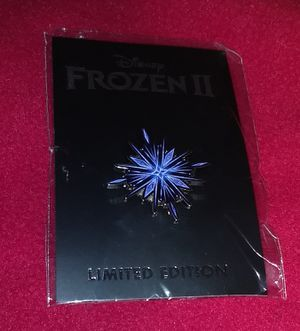 Disney Frozen II Limited Edition Pin for Sale in Houston, TX