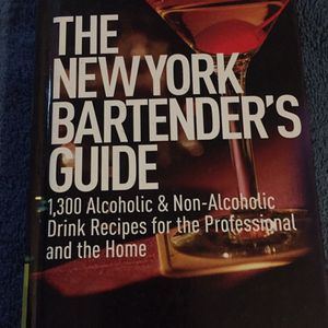 The New York Bartenders Guide for Sale in Aberdeen, WA