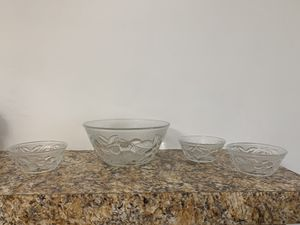Glass bowl for Sale in Los Angeles, CA