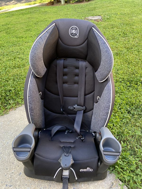 Evenflo advanced chase Booster car seat