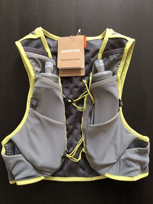 Patagonia Slope Runner 4L Trail Running Vest - Size Small for Sale in Del Mar, CA