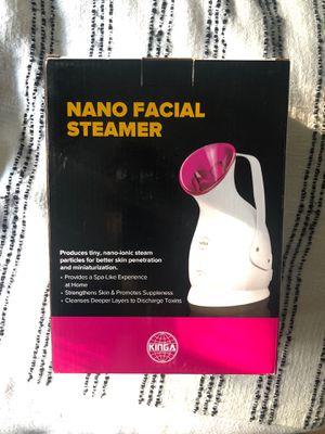Nano facial steamer for Sale in Sacramento, CA