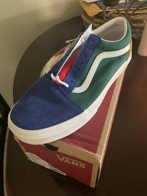 Yacht Club Vans size 8 men's brand new for Sale in West Palm Beach, FL
