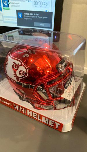 Lamar Jackson Autograph Helmet for Sale in Los Angeles, CA