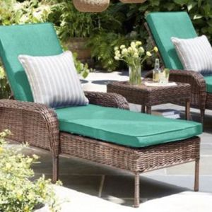 Outdoor Wicker Chairs (Set Of 2)Purchased In June 2020 for Sale in Beverly Hills, CA