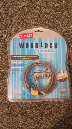 Laptop Lock for Sale in Raleigh, NC