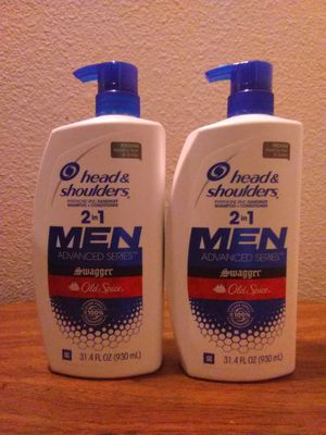 Head & shoulders for Sale in San Bernardino, CA