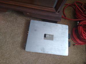 3000 Watts menace amplifier 2 channel for Sale in Philadelphia, PA