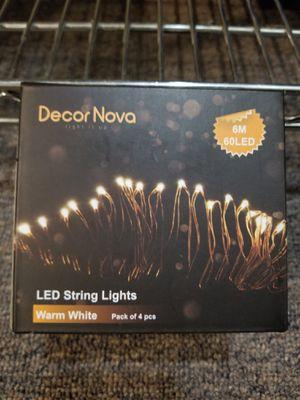 LED string lights for Sale in North Tonawanda, NY