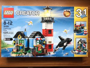 Lego Creator 31051 - Lighthouse Point for Sale in Los Angeles, CA