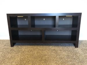 Modern Entertainment Stand TV Console for Sale in Scottsdale, AZ