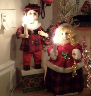 Christmas Choir boy and girl for Sale in Pembroke Park, FL