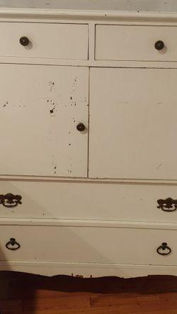 Antique Dresser & Hutch for Sale in Virginia Beach,  VA