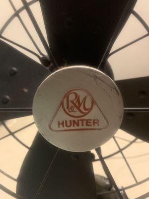 Antique hunter table fan for Sale in Oakland Park, FL