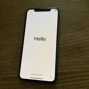 Apple iPhone X 64 GB in Space Gray for Sale in Austin, TX