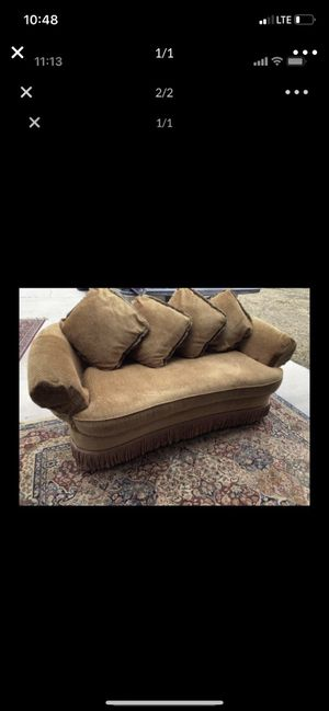 New sofa and rug for Sale in Haines City, FL