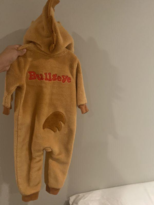 Disney Bullseye Costume