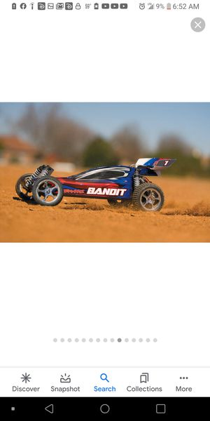 Traxxis bandit brushed for Sale in Baltimore, MD