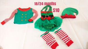 18 months $10 Christmas holiday season read description for pick up details for Sale in Lake Elsinore, CA