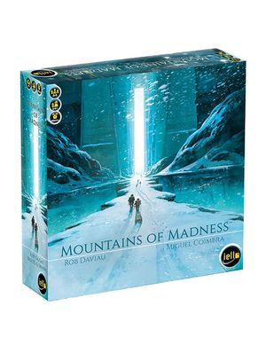 Iello Mountains of Madness Board Game Sealed for Sale in The Bronx, NY
