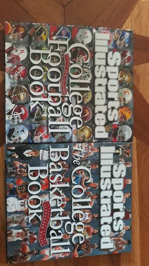Sports Illustrated College Sports Books for Sale in Tulsa, OK