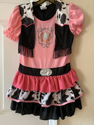 Cowgirl kids costume for Sale in Fort Lauderdale, FL