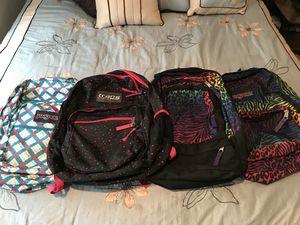 Jansport school backpacks $10.00 each or best offer for Sale in Lone Tree, CO
