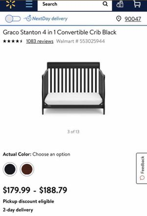 Graco Toddler Bed for Sale in Los Angeles, CA
