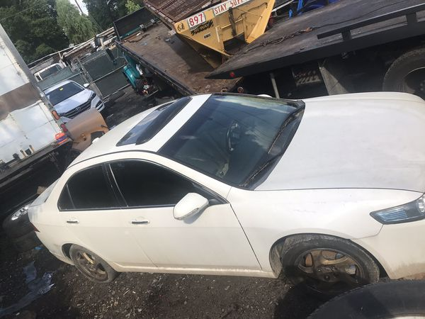 Acura TSX 2005 For Parts Only