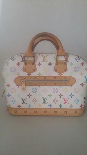Authentic Louis Vuitton multicolor Alma bag for Sale in Las Vegas, NV