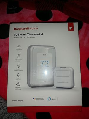 Honeywell T9 Smart Thermostat NEW for Sale in Virginia Beach, VA