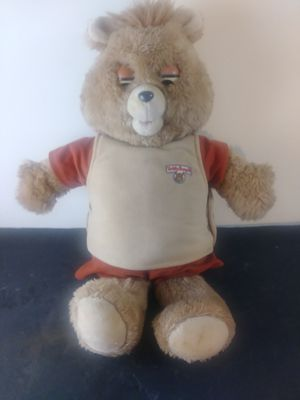 Vintage 1980s Teddy Ruxpin Bear! for Sale in Lakewood Township, NJ