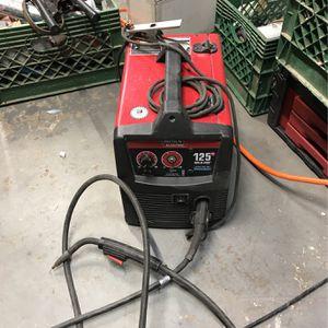 125 amp Lincoln welder wire feed for Sale in Phoenix, AZ