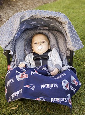 New England Patriots Infant Car Seat for Sale in Garner, NC