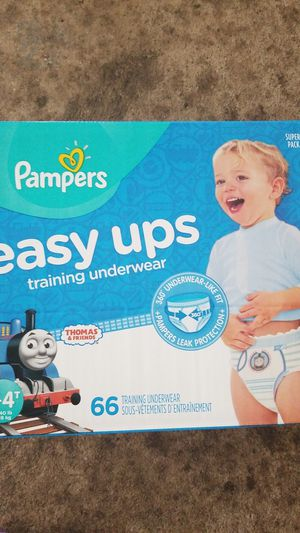 Pampers easy ups for Sale in Stuart, FL