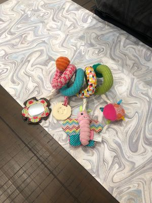 Baby Spiral Stroller Toy for Sale in Lake Worth, FL