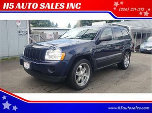 2005 Jeep Grand Cherokee for Sale in Federal Way, WA