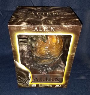 Alien Anthology Collector's Edition Egg (Blu-ray) for Sale in Bremerton, WA
