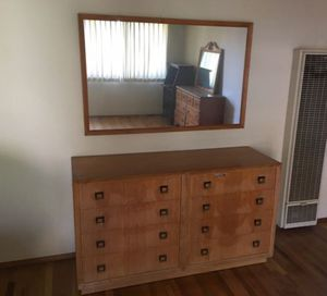 Beautiful Vintage All Wood Dresser Made in USA 🇺🇸 for Sale in Castro Valley, CA