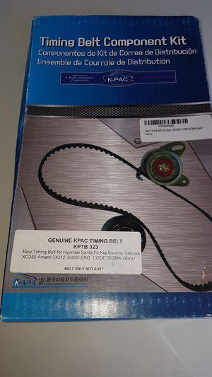 Timing belt genuine for Hyundai Santa fe &sodona XG 350 NEW for Sale in Victorville, CA